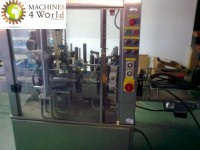 AL0030911-DOUBLE HEAD LABELLING MACHINE AND WARRANTY LABEL