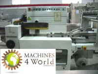 AL0250911- FLOW PACK ULMA GR120 stainless steel Flow pack machine.