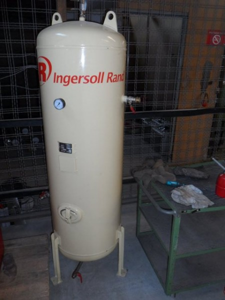 Ingersoll Rand compressed air tank 10 bar 300 L