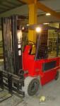 Electric forklift CLARK EPM 30 N, 3,000 kg