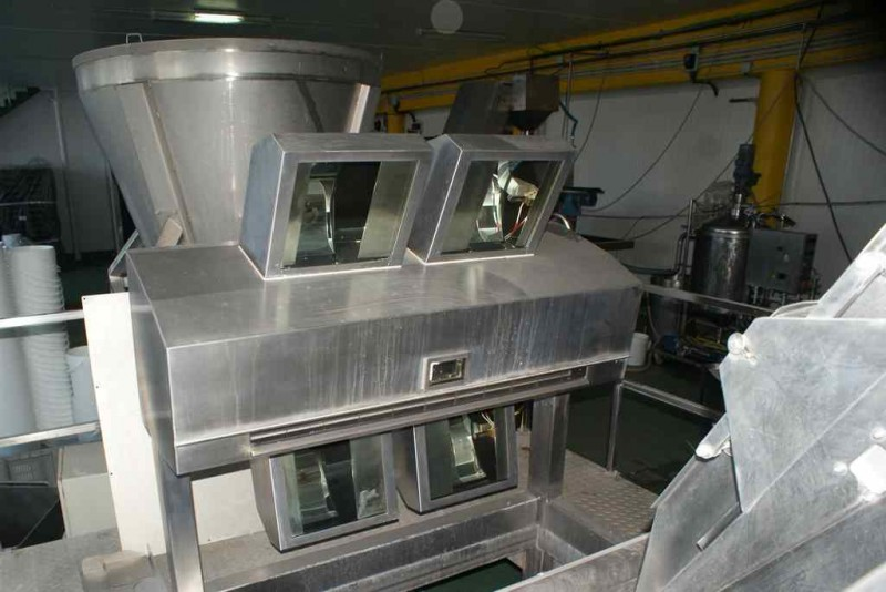 SORTEX NIAGARA COLOUR SORTER
