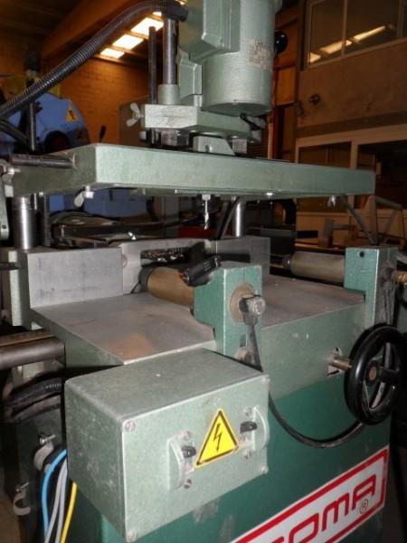 Copiadora fresadora y triple taladro para carpinter a - Carpinteria de aluminio en vigo ...
