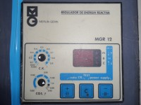 Switchboards for reactive power regulation
