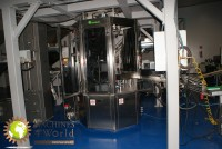 EFABIND R8.2.F- Packaging, sealing and capping machine.