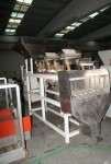 Packaging machine for solids, pellets, granules