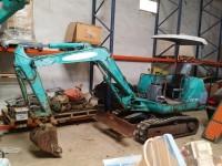 Excavadora hidráulica Komatsu PC10-7