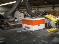 Extractor de humos soldadura móvil Kemper de 1200 m3/h