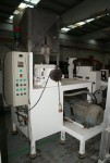 Extrusion machine for food