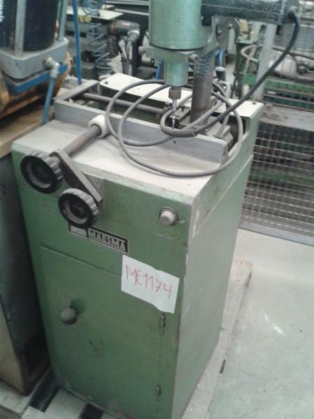 Manual milling Maesma