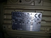 Motores eléctricos nuevos Zepol