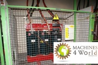 NRG-0051011- ABB 1LES82972 DRY TRANSFORMER 19 kV/400 Vac 1000 KVA
