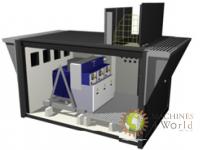 ORMAZABAL MINI-SUB ELECTRICAL TRANSFORMER 400KVAS 24 KV