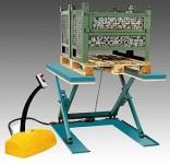 SMA-U 1000 kg for lifting pallets extraflat platforms