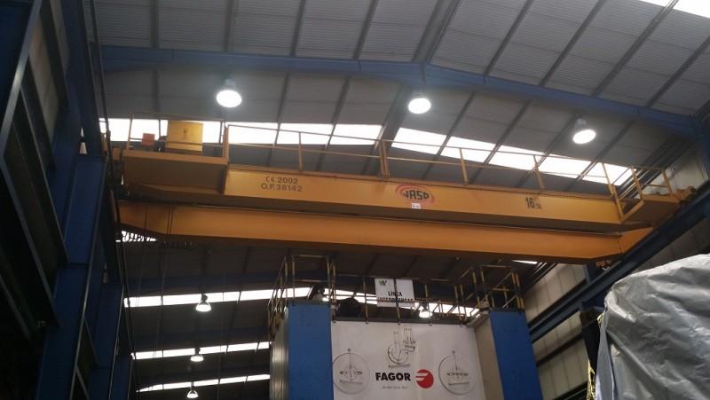 Crane JASO 16 ton