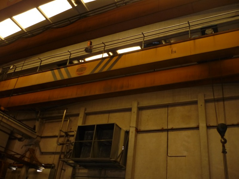 Jaso Overhead Crane for 8 Tons