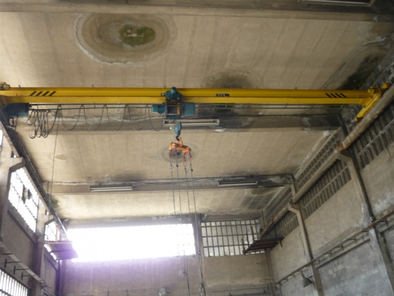 Vicinay Overhead Crane for 3,5 Tons