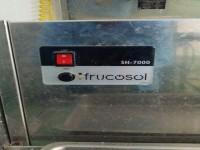 Secadora abrillantador de cubiertos  FRUCOSOL