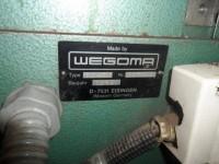 Sierra Angolo 45 º PVC doppia WEGOMA