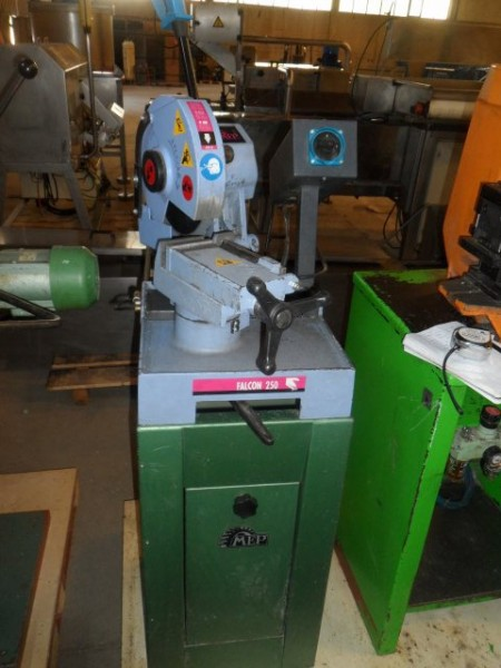 Saw cutting machine for metal MEP FALCON 250