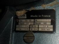 Sierra trimmer manuale verso l'alto ELU TGS 172