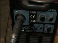 Soldadura eléctrica Gala-MIG 260