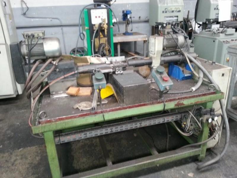 Taladro horizontal neumático DIFEURO FP.8.50
