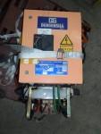 150 kVA cooled water portable welding transformer Dengensha