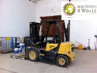 VE-0010911- DAEWOO Fork Lift DIESEL for loading up to 2.500 Kgs.